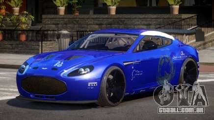 Aston Martin Zagato G-Style PJ3 para GTA 4
