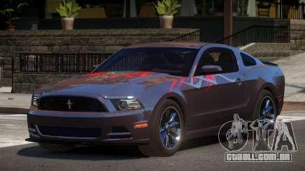Ford Mustang 302 MS PJ4 para GTA 4