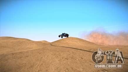 Sandy slides para GTA San Andreas