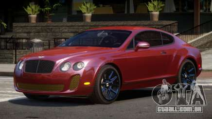 Bentley Continental TR para GTA 4