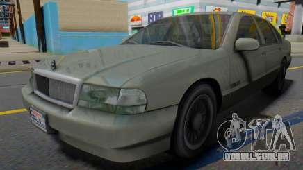 Chevrolet Impala Classic Edition 1996 para GTA San Andreas