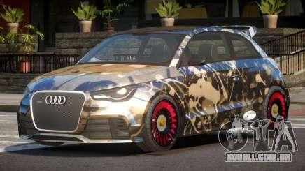 Audi A1 G-Style PJ5 para GTA 4