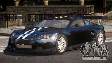 Aston Martin DBR9 G-Sport para GTA 4