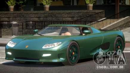 Koenigsegg CC8S ST para GTA 4