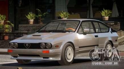 Alfa Romeo GTV6 MS para GTA 4