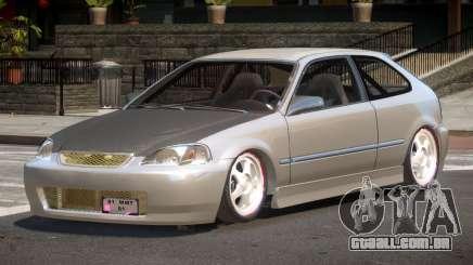 Honda Civic RG-49 para GTA 4