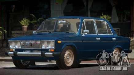 VAZ 2106 Classic para GTA 4