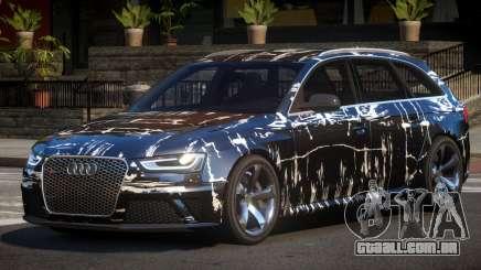 Audi RS4 GST PJ2 para GTA 4
