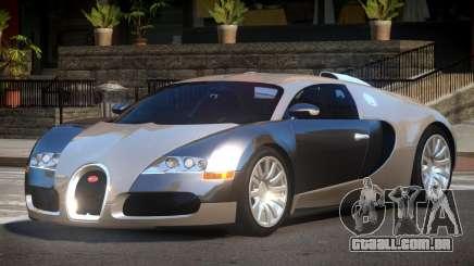 Bugatti Veyron RP para GTA 4