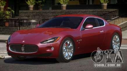 Maserati Gran Turismo E-Style para GTA 4