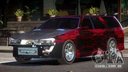 Nissan Stagea RS PJ3 para GTA 4