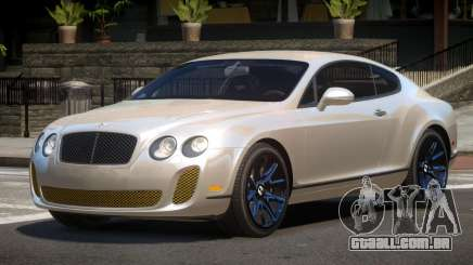 Bentley Continental SS L-Tuned para GTA 4