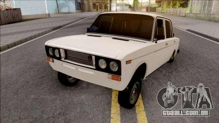 VAZ 2106 Dubai Estilo para GTA San Andreas
