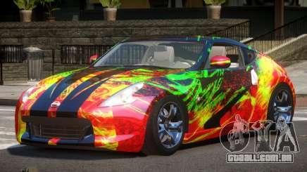 Nissan 370Z TR PJ6 para GTA 4