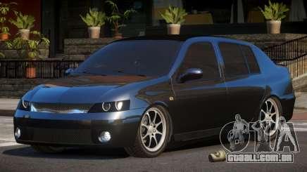Renault Clio Custom para GTA 4