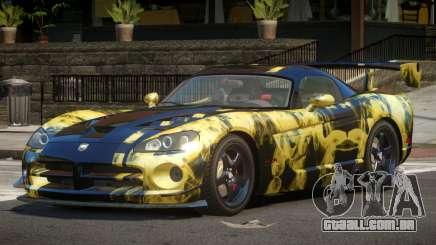 Dodge Viper SRT M-Sport PJ5 para GTA 4