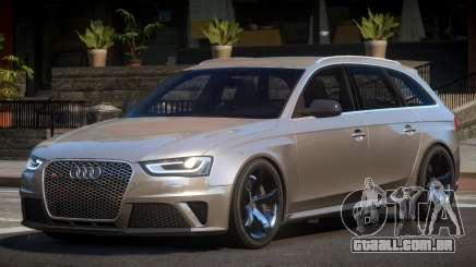 Audi RS4 GST para GTA 4