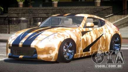 Nissan 370Z TR PJ5 para GTA 4