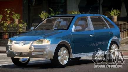 Volkswagen Gol SL para GTA 4
