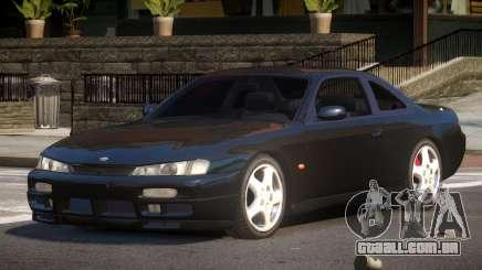 Nissan 200SX SR para GTA 4