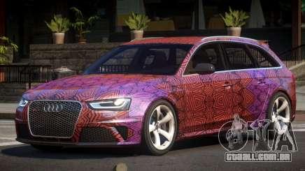 Audi RS4 GST PJ3 para GTA 4