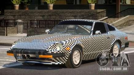 Datsun 280ZX GT PJ2 para GTA 4