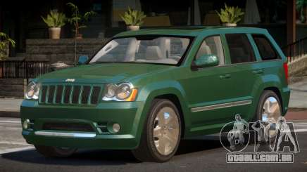 Jeep Grand Cherokee TR para GTA 4
