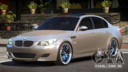 BMW M5 E60 H-Style para GTA 4