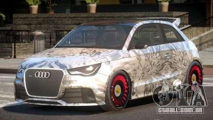 Audi A1 G-Style PJ6 para GTA 4