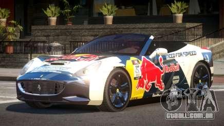 Ferrari California SR PJ6 para GTA 4