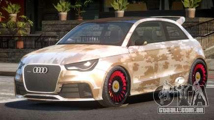 Audi A1 G-Style PJ3 para GTA 4
