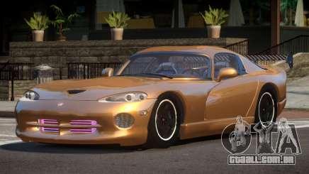 Dodge Viper GS para GTA 4