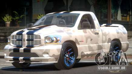 Dodge Ram R-Tuned PJ1 para GTA 4