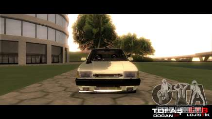 Tofaş g nascido SLX - (ETB Logística) para GTA San Andreas