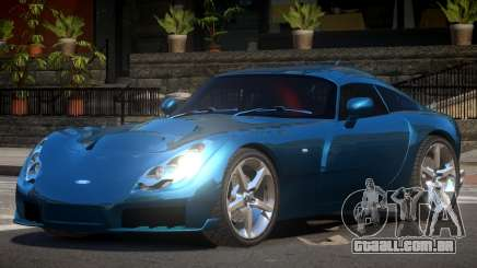 TVR Sagaris LT para GTA 4