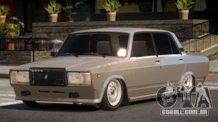 VAZ 2107 G-Style para GTA 4