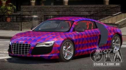 Audi R8 R-Tuned PJ3 para GTA 4