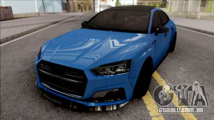 Audi S5 Sportback Wide Body para GTA San Andreas