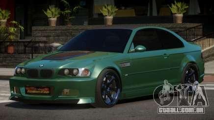 BMW M3 E46 MS para GTA 4