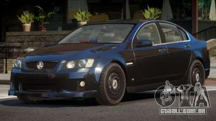 Holden Commodore Spec para GTA 4