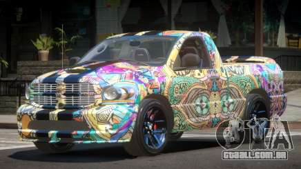 Dodge Ram R-Tuned PJ5 para GTA 4