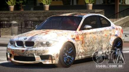 BMW 1M E82 MS PJ4 para GTA 4