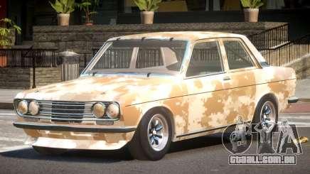 Datsun Bluebird L-Tuning PJ3 para GTA 4