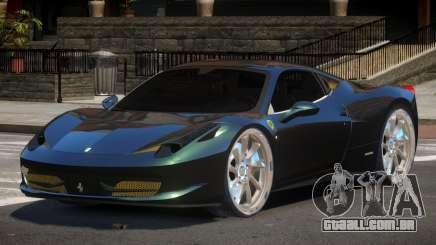 Ferrari 458 R-Tuned para GTA 4