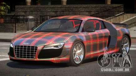 Audi R8 R-Tuned PJ5 para GTA 4