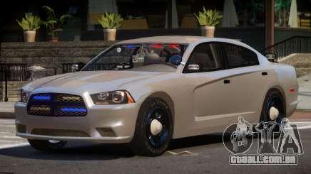 Dodge Charger Spec Police para GTA 4