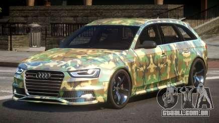 Audi RS4 GST PJ1 para GTA 4