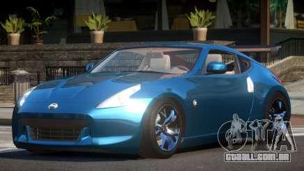 Nissan 370Z G-Style para GTA 4