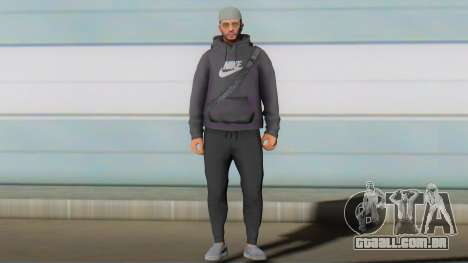 GTA Online Skin Ramdon N20 Male v1 para GTA San Andreas
