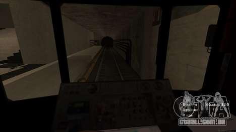 Metrovagon 81-717 (Número) para GTA San Andreas